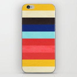 Colors Feels Like We Only Go Backwards - V01 iPhone Skin