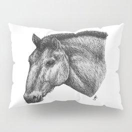 Przewalski's Horse Pillow Sham