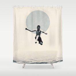 Jump in ... Shower Curtain