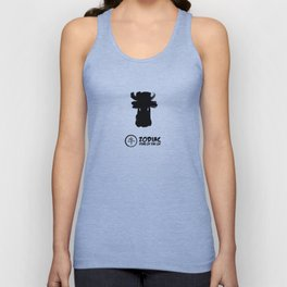 Chinese Zodiac - Year of the Ox Unisex Tank Top
