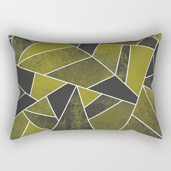 Olive Rectangular Pillow