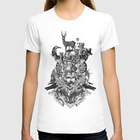 wizard T-shirts featuring Wizard by DIVIDUS