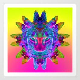 Heliosphere-Sir Parker Art Print