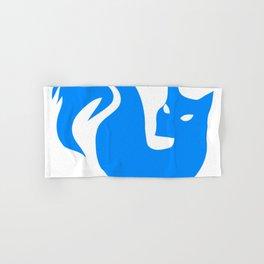 BlueFXArt Fox Logo Hand & Bath Towel