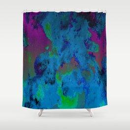 After the Purple Rain, Purple Sunset, RIP Shower Curtain