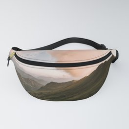 Far Views II - Landscape Photography Fanny Pack