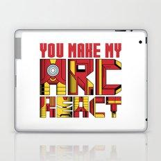 You Make My Arc React  Laptop & iPad Skin