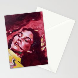 The Countess Dracula Stationery Cards