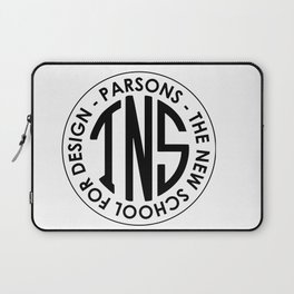 Parsons The New School for Design Student Apparel Laptop Sleeve