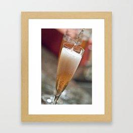 celebrate! Framed Art Print