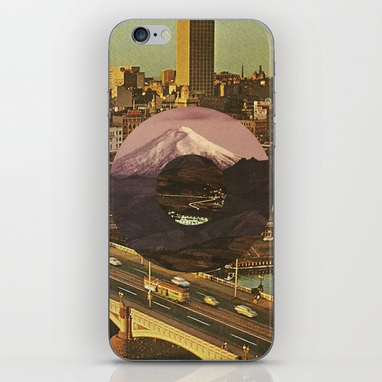 City Transport iPhone & iPod Skin
