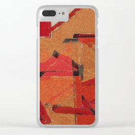 Indigenous Peoples in Brazil Clear iPhone Case