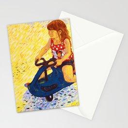 Portrait of Sophia Stationery Cards