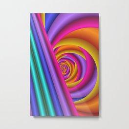 pattern -34- Metal Print