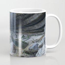 Waterfall in Austin, Texas Coffee Mug
