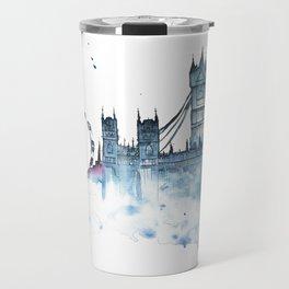 I dream of London Travel Mug
