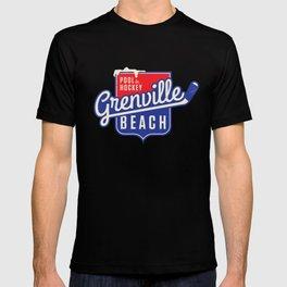Pool de Hockey Grenville Beach T-shirt