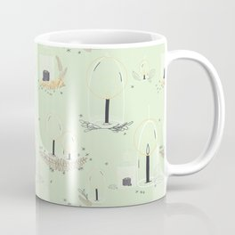 Fairy Land (mint) Coffee Mug