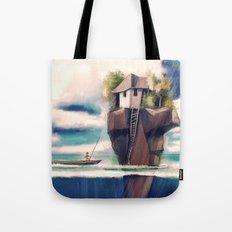 Dream Island Tote Bag