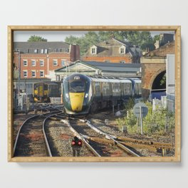 Exeter St Davids IET  Serving Tray