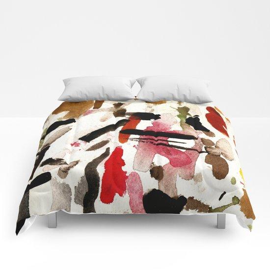 BLACK INVADERS Comforters