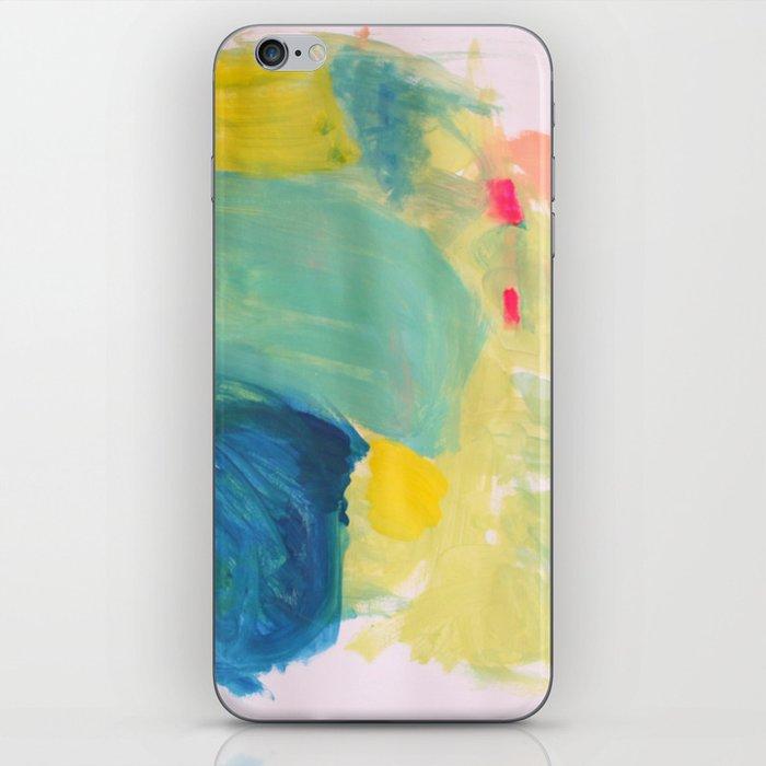 Life in Aqua iPhone Skin