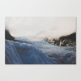 Fox Glacier Canvas Print