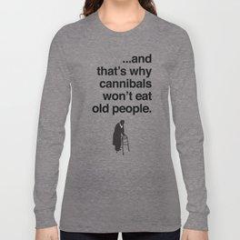 Cannibals Long Sleeve T-shirt
