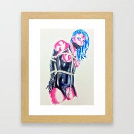 Concubine Framed Art Print