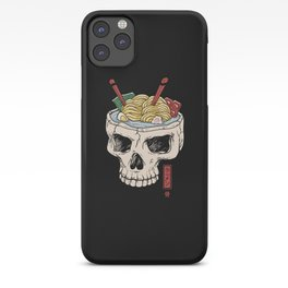 Ramen Brain iPhone Case