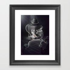 NoHope Framed Art Print