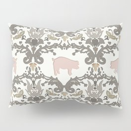 pig damask Pillow Sham