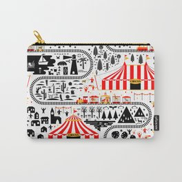 the travelling circus Carry-All Pouch