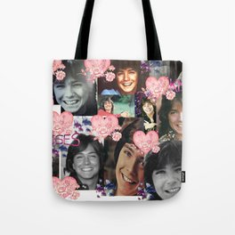 David Cassidy - Butterfly Kisses N Hearts Tote Bag