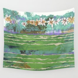 Nature's Rhythms Wall Tapestry