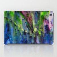 aurora iPad Cases featuring Aurora by Jennifer Forsythe