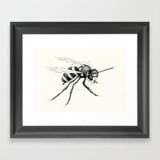 'Wildlife Analysis I' Framed Art Print
