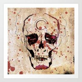 """Dead Man"" Art Print"