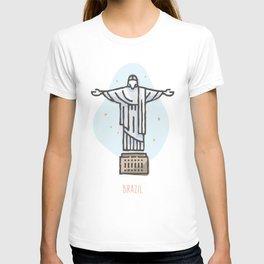 Brazil - Christ the Redeemer T-shirt
