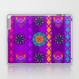 Fancy Colorful Mexico Inspired Pattern Laptop & iPad Skin
