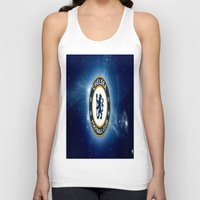 chelsea Tank Tops featuring CHELSEA by Acus