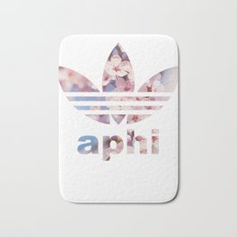 AlphaPhi Bath Mat