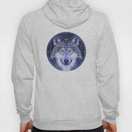 Wolf Geometry Hoody