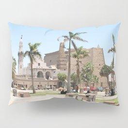 Temple of Luxor, no. 16 Pillow Sham