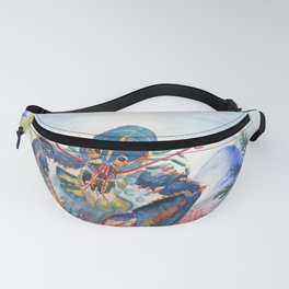 Under The Sea 2 - Lobster Fanny Pack