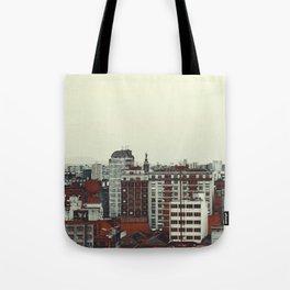 Sao Paulo Skyline I Tote Bag