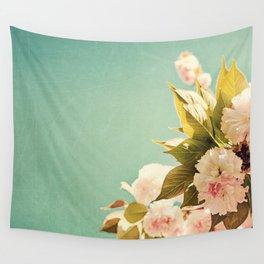 FlowerMent Wall Tapestry