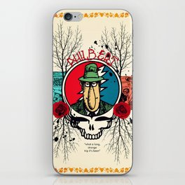 Steal Your Philbert iPhone Skin