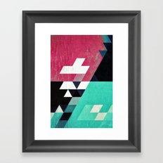 Aqyw^Xryss Framed Art Print