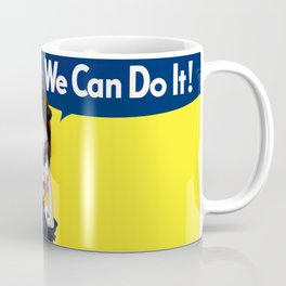 We Can Do It! Coffee Mug